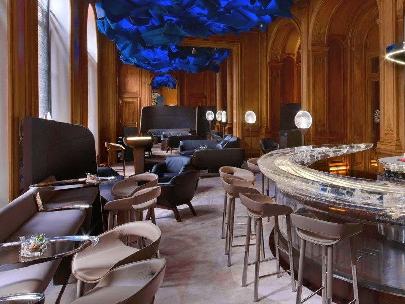 Bar du Plaza Athénée Paris 8
