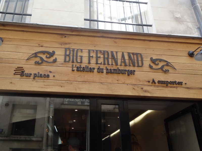 Big Fernand Paris 9