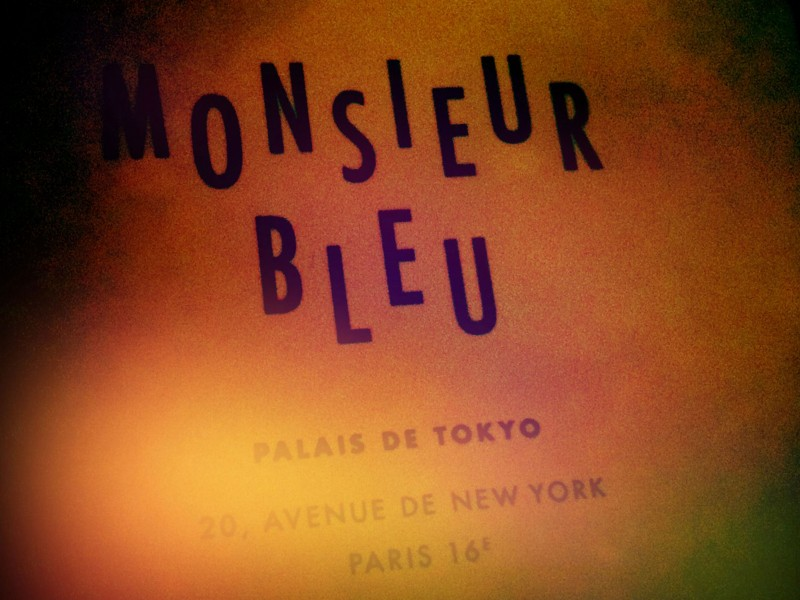 Monsieur Bleu Paris 16