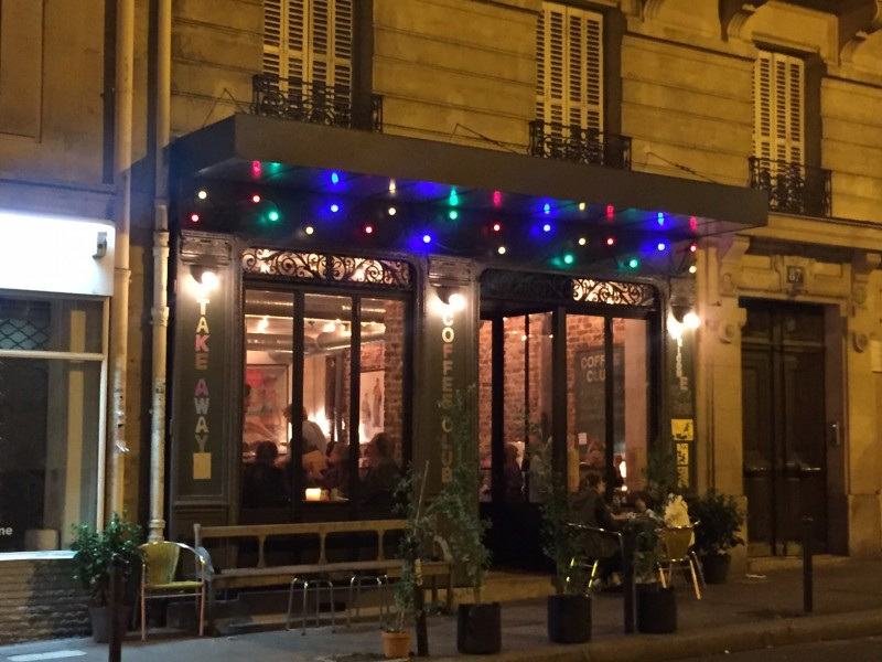 Le Coffee Club Paris 6