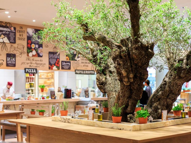 Vapiano Paris 8