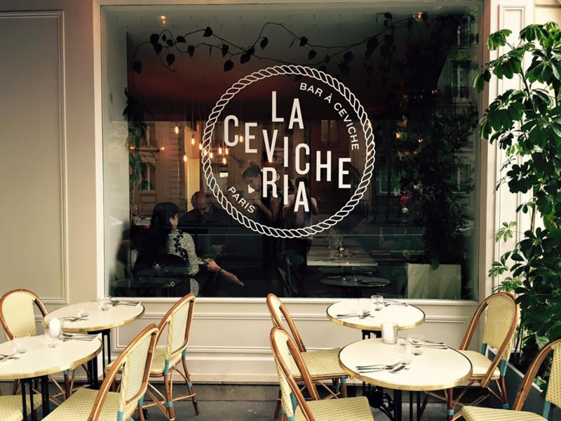 La Cevicheria - Niel Paris 17