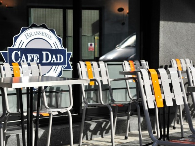 Café Dad Paris 17