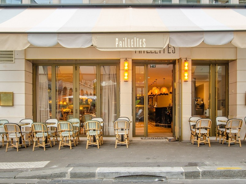 Paillettes Paris 8