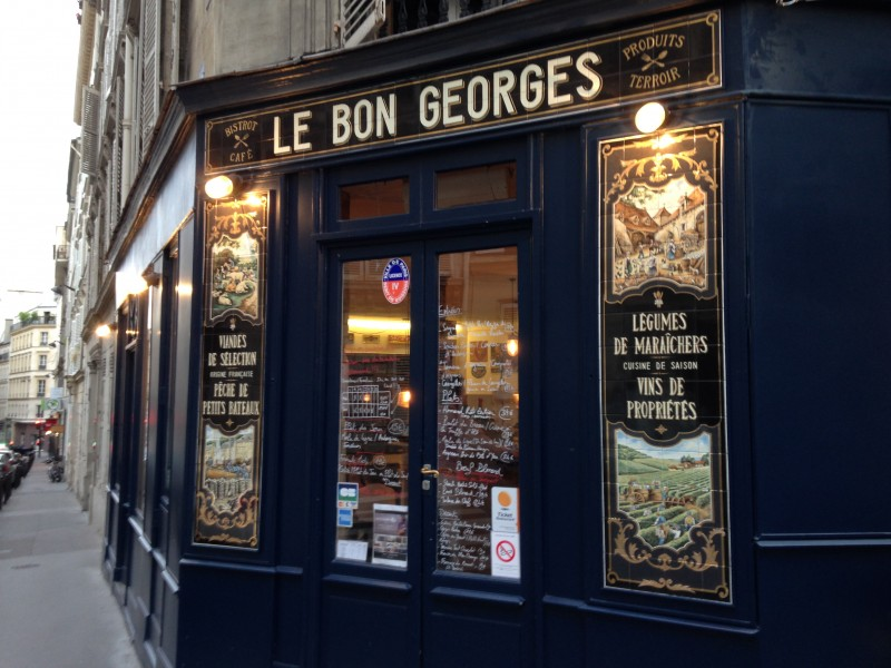 Le Bon Georges Paris 9