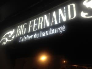 Big Fernand Paris 92300