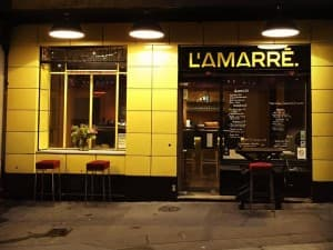 L'amarré Paris 11