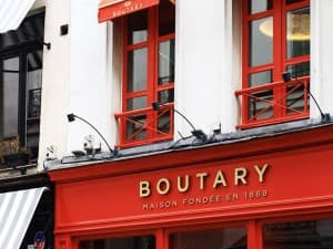 Boutary Paris 6