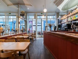 Le Beckett Paris 8
