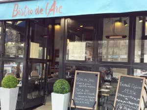 Bistro de l'Arc Paris 16