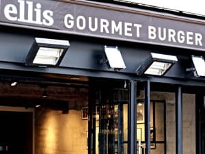 Ellis Gourmet Burger Paris 12