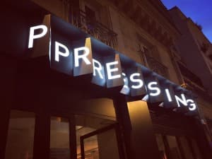 Pressing Paris 10