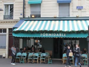 Formidable Paris 19