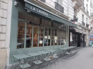 La laverie  Paris 18