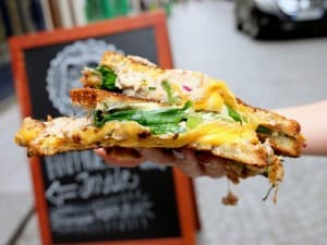 The Grilled Cheese Factory Paris 18
