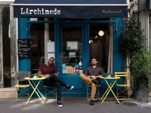 LArchimède Paris 10