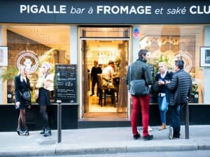 Pigalle Fromage Club Paris 9