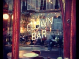 Clown-Bar Paris 11